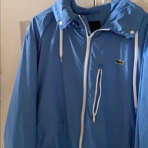 Lacoste light Raincoat